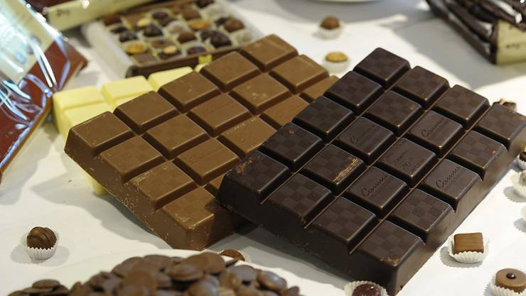 Russen essen jährlich 4,8 Kilogramm Schokolade. (Archivbild)
