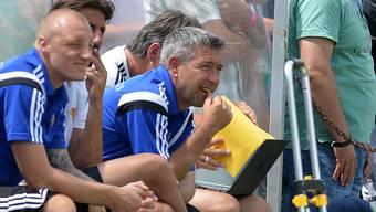 Erstes FCB-Testspiel unter Trainer Urs Fischer