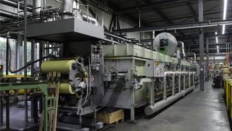 Die Kaltband AG produziert für die weite Welt