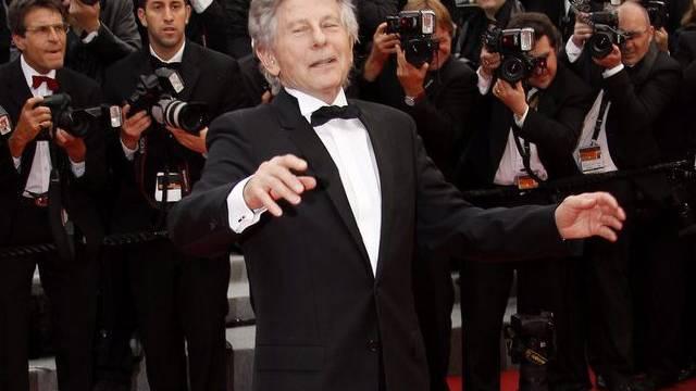 Starregisseur Roman Polanski am Filmfestival Cannes