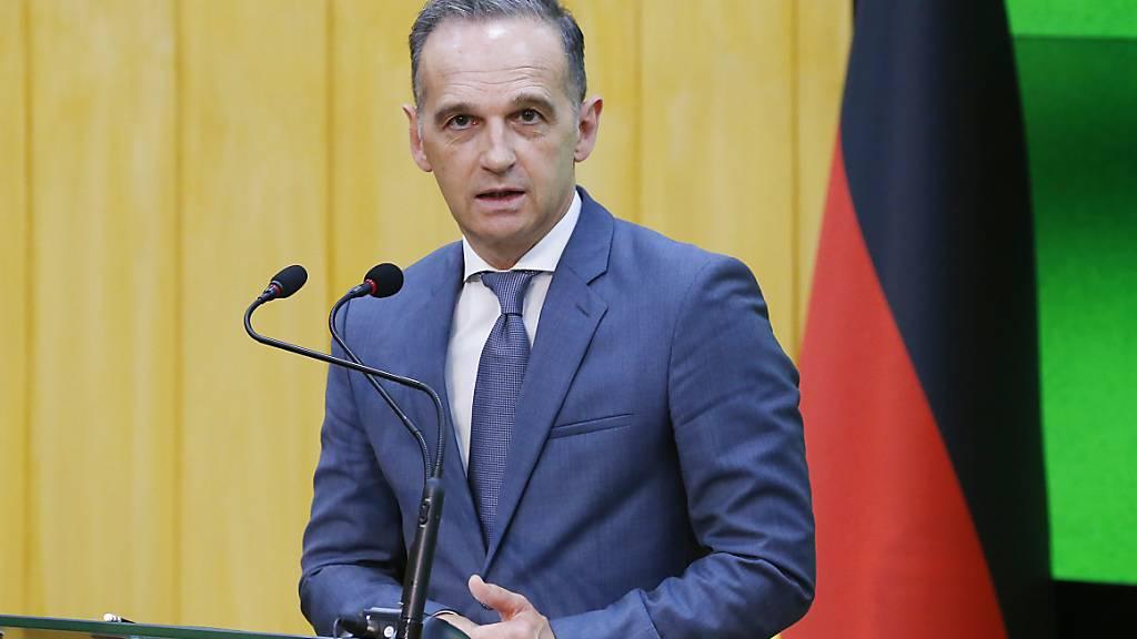 Maas: Keine Militäreinsätze mehr zum Export einer Staatsform