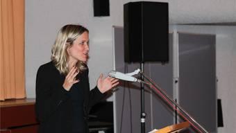 Der Vortrag der China-Korrespondentin Barbara Lüthi gehörte zu den meistbesuchten Anlässen der Volkshochschule.