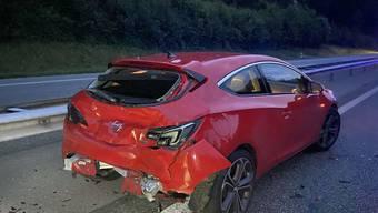 Unfall A1