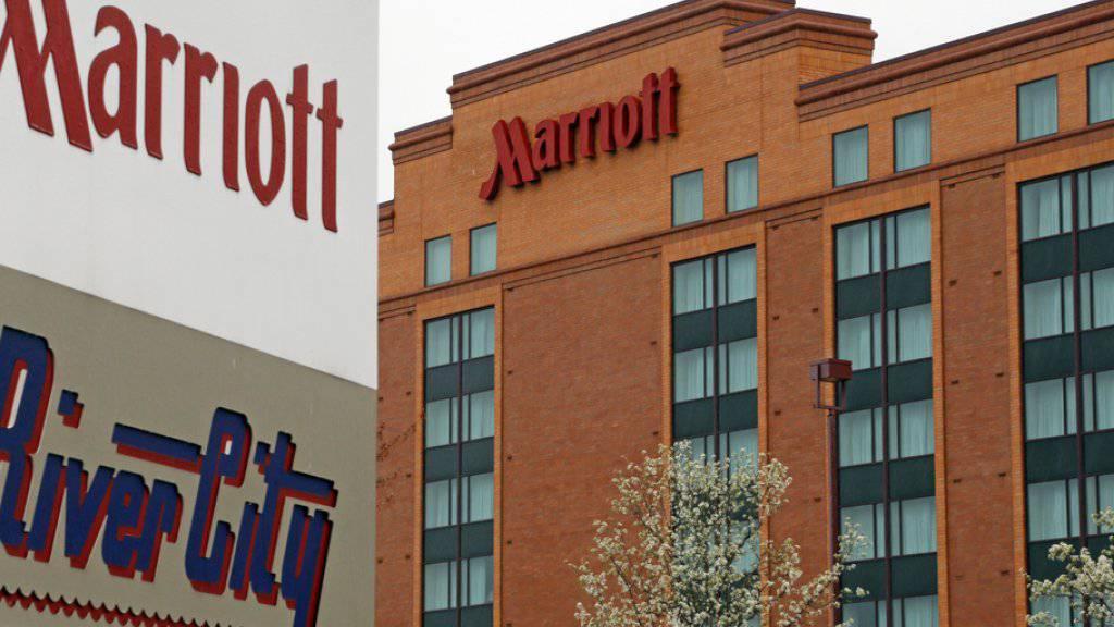 Marriott will mit der Übernahme von Starwood zur weltgrössten Hotelgruppe aufsteigen.