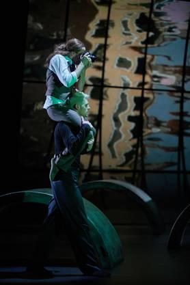 Richard Wherlock inszeniert am Theater Basel Thomas Manns «Tod in Venedig»
