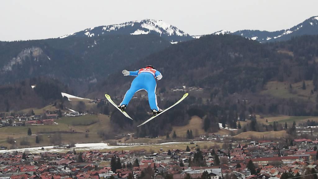 Maren Lundby ist erste Weltmeisterin von der Grossschanze