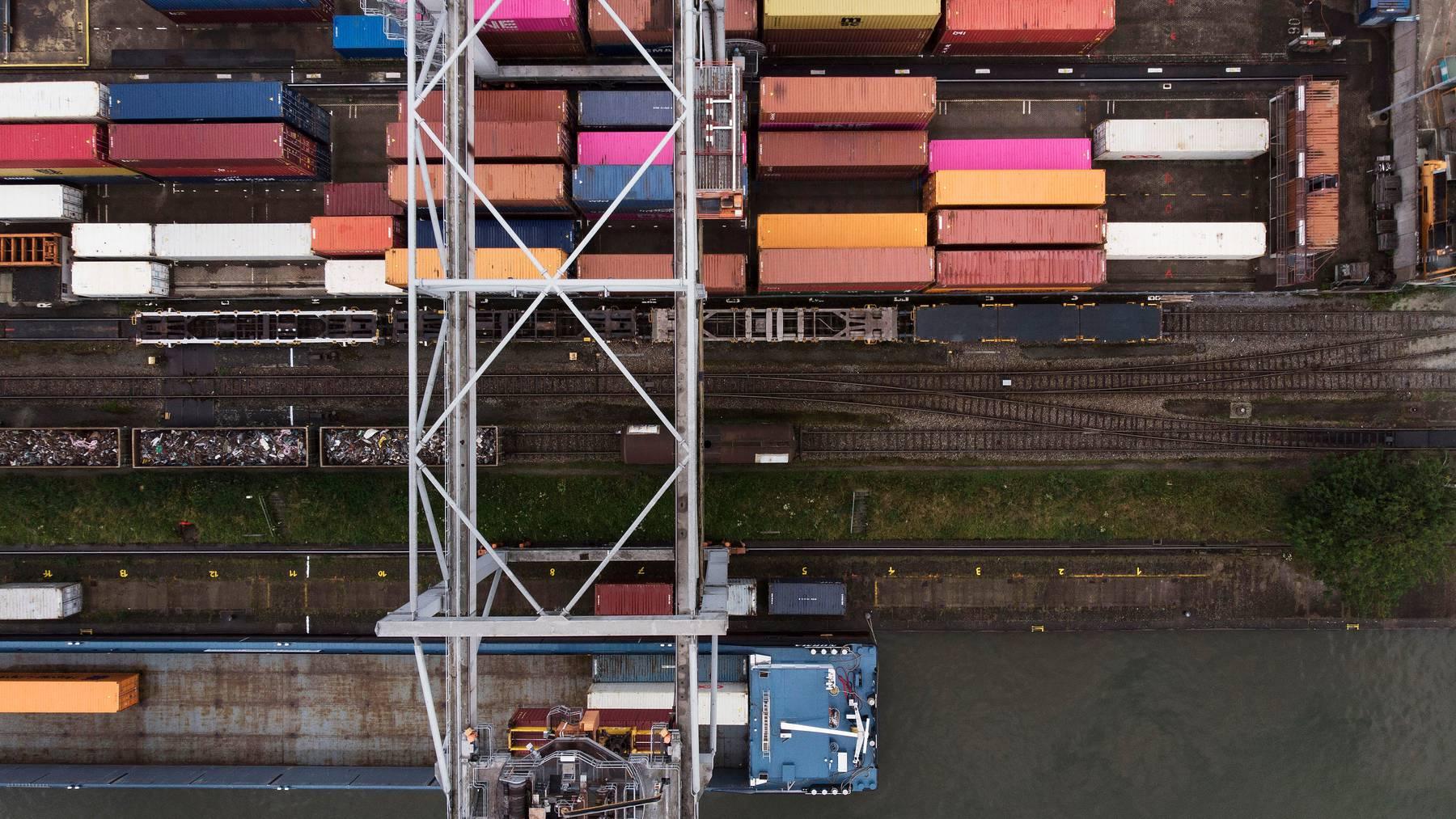 Die Coronakrise ist Gift für die Exportindustrie.