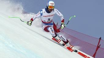 Carlo Janka sorgte 2009 für das letzte Schweizer WM-Riesenslalom-Highlight bei den Männer.