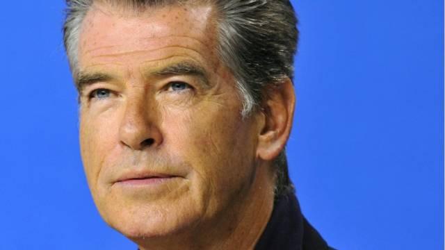 """Mag die """"humorvollen und netten"""" Schweizer: Pierce Brosnan (Archiv)"""
