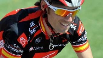Valverde im Zeitfahren geschlagen