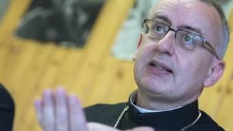 Martin Werlen war von 2001 bis 2013 Abt der Klöster Einsiedeln und Fahr. (Archiv)