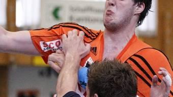 Kadetten Schaffhausen im EHF-Cup-Einsatz