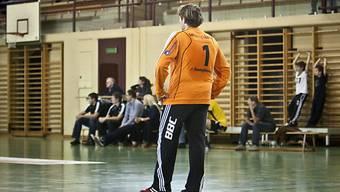 Gewonnen und doch verloren: Gossaus Goalie Hug Holger.