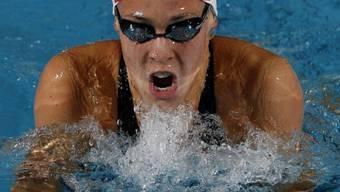 Melanie Schweiger die erfolgreichste Athletin