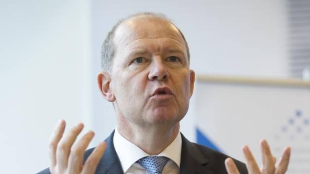 Arbeitgeberpräsident Valentin Vogt war einer der bekanntesten Gegner der Rentenreform.