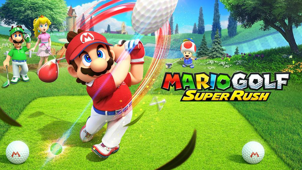 «Mario Golf: Super Rush» - Mario ist zurück auf dem Green