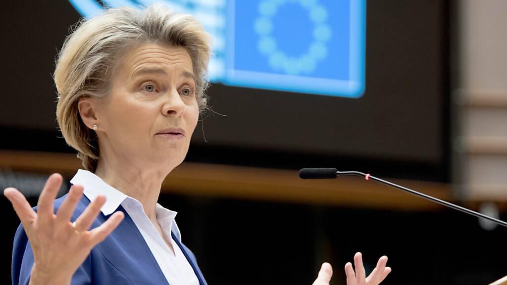 EU-Spitzen bieten USA neue Partnerschaft - Freude über Wechsel