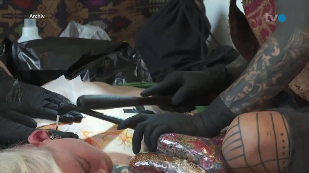 Stichproben zeigen: Tattoo-Studios benutzen illegale Farben