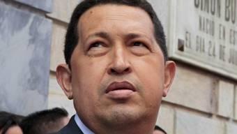 Venezuelas Präsident Hugo Chavez
