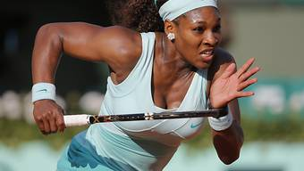 Serena Williams scheiterte überraschend an Virginie Razzano
