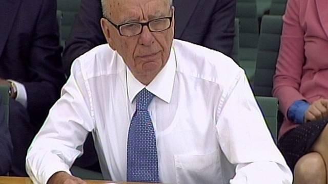 Neue Vorwürfe gegen Murdoch und seine News International