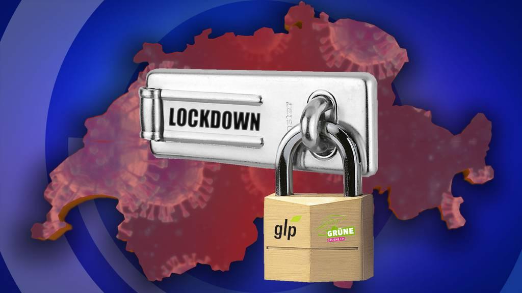 Mehrere Parteien fordern wieder einen schweizweiten Lockdown