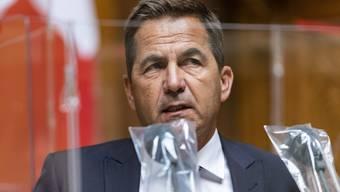 Bundeskanzler Walter Thurnherr befindet sich in Quarantäne.