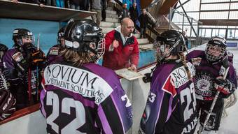 Trainer Philipp Steiner kann mit seiner letzten Saison mit den Reinach-Frauen zufrieden sein.