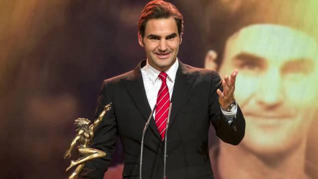 Roger Federer hat einmal mehr ein grossartiges Jahr hinter sich.