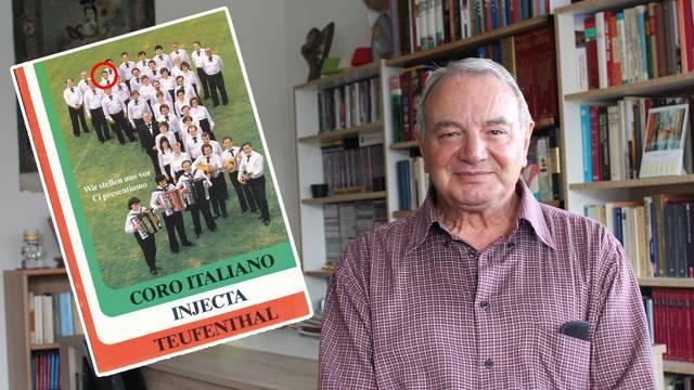Coro Italiano in Teufenthal singt das Lied «Che sarà», welches Jimmy Fontana und Franco Migliacci 1971 für das Sanremo-Festival schrieben – im Jahr also, als der Coro Italiano gegründet wurde.