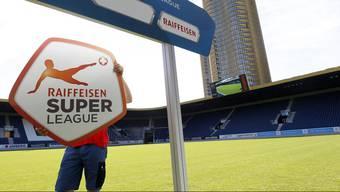 Die Raiffeisen Super League geht in die dritte Runde