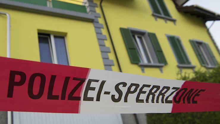 In diesem Haus in Winznau geschah die Tat vor vier Jahren. (Archivbild)