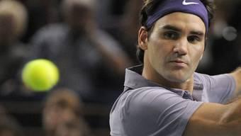 Geniesst die Weihnachtszeit mit seiner Familie: Roger Federer (Archiv)