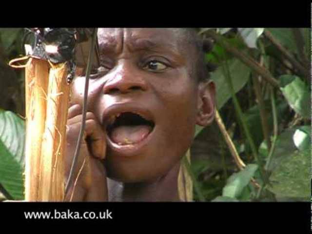 Baka Forest People: Twilight Yelli.