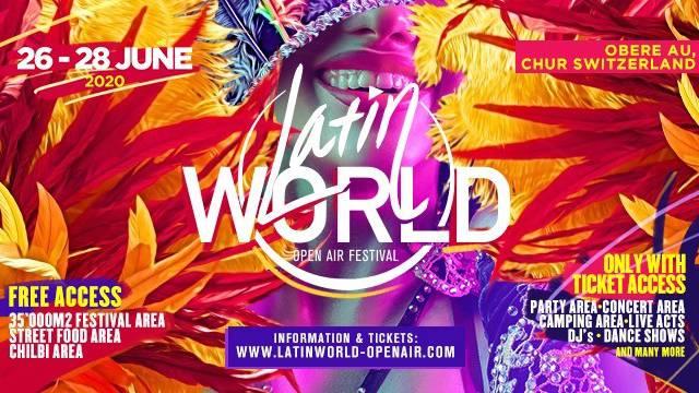 Latin World Festival –  50'000 Gäste, aber keine Bewilligung
