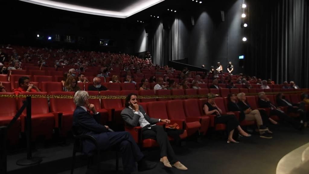 Filme im Internet und in Kinos: Filmfestival Locarno startet trotz Corona