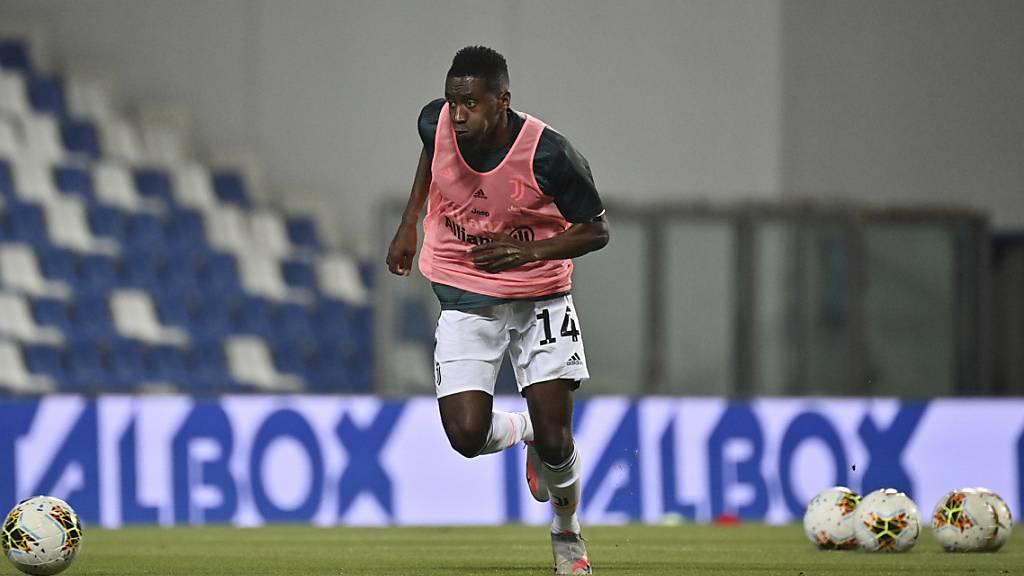 Matuidi verlässt Juventus und geht wohl nach Miami