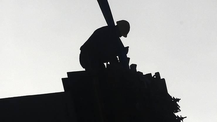 Frankreich verschärft die Vorschriften für ausländische Bauarbeiter. (Symbolbild)