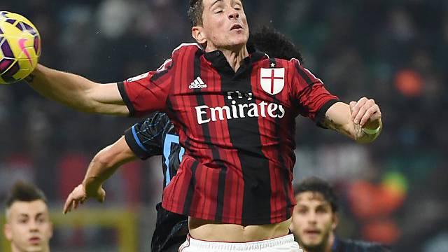 Definitiv bei der AC Milan: Fernando Torres