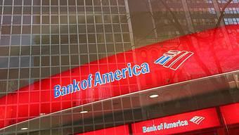 Klage gegen Bank of America eingereicht (Archiv)