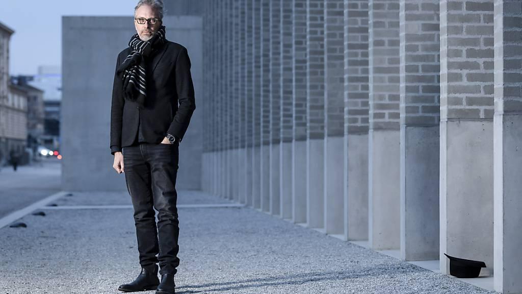 Patrick Gyger über seine Pläne als neuer Leiter der Plateforme 10
