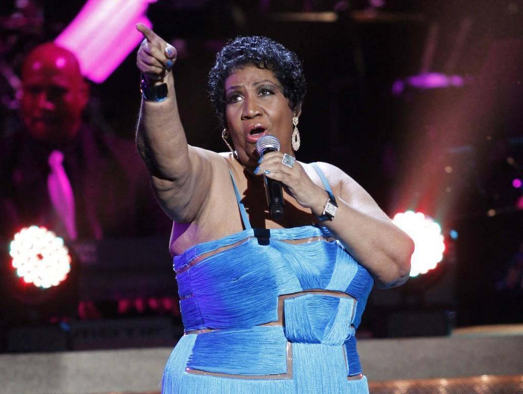 Soul-Sängerin Aretha Franklin (© Keystone)