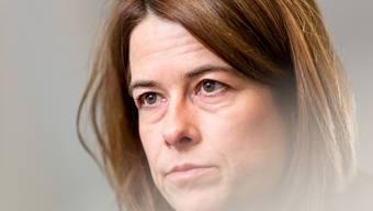 FDP-Schweiz-Präsidentin Petra Gössi will die Guillotine-Klausel der Bilateralen I loswerden.