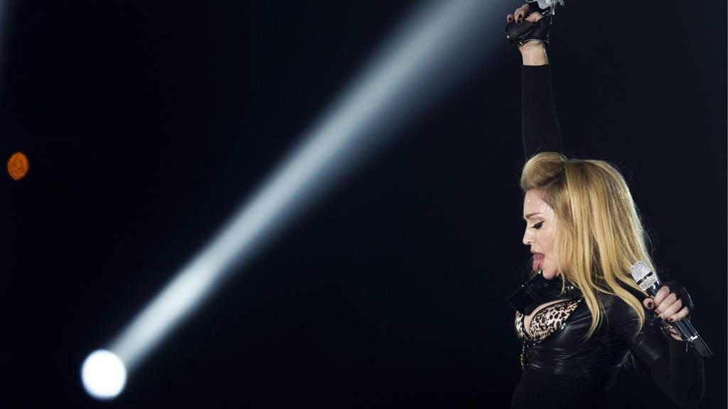 Madonna wird 63 Jahre alt.