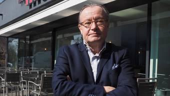 «Man darf nicht einfach die Faust im Sack machen, sondern muss etwas tun»: Christoph Grenacher wehrt sich mit einer Petition gegen die Schliessung des BZF.