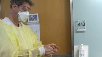 Plädiert für Maskenpflicht auch in Läden: KSA-Infektiologe Christoph Fux.