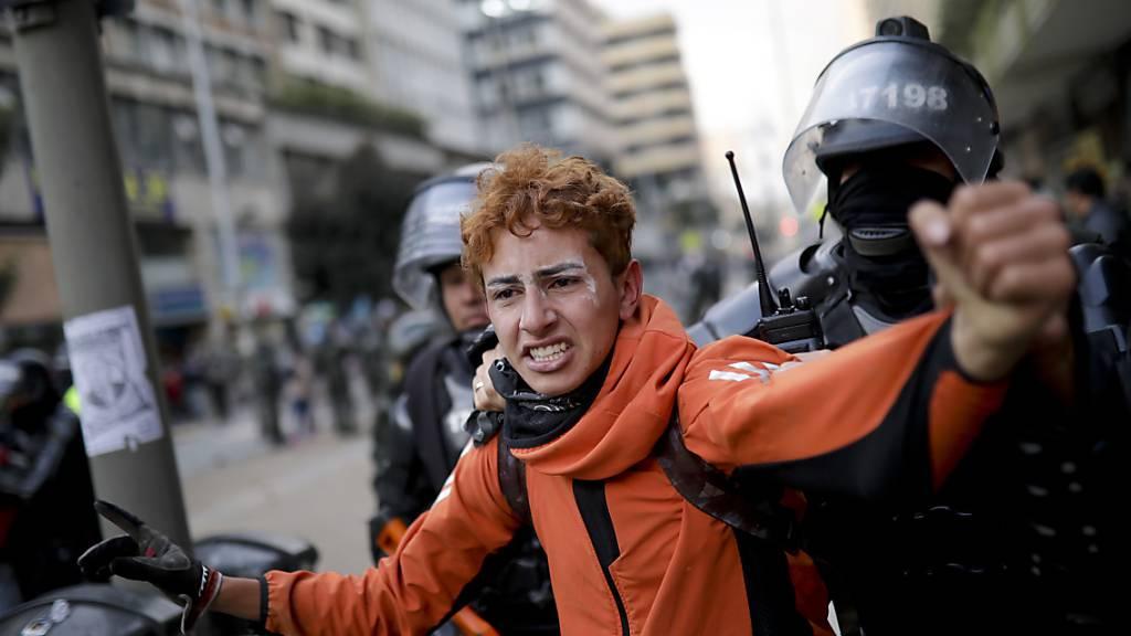 Ausgangssperre für Hauptstadt Bogotá