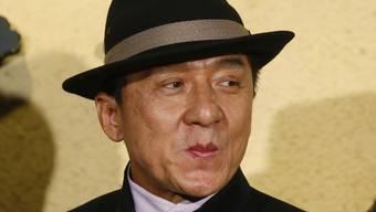 """""""Hätte ich bloss den Mund gehalten"""": Jackie Chan (Archiv)"""