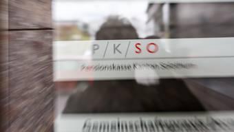 Das Gesetz über die Pensionskasse Kanton Solothurn wird geändert. (Archiv)