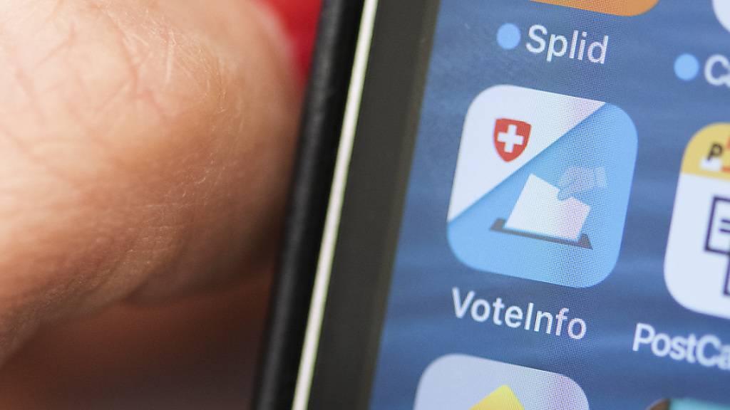 Bundesrat wirbt für Ja zu E-ID-Gesetz am 7. März